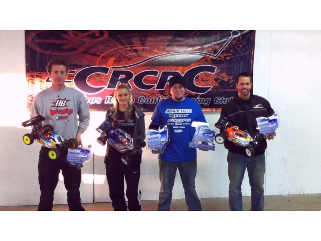 Ryan Maifield And JConcepts Win 1/8 Pro Buggy At CRCRC Midwest Championships