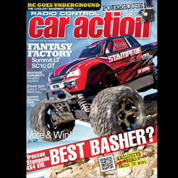 *RC Car Action March 2011