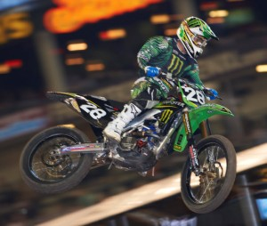 tyla rattray, 28, Monster Energy Supercross, traxxas, Chase Field, Pro Circuit/Kawasaki team, photo 2, rcca, radio control, rc car action
