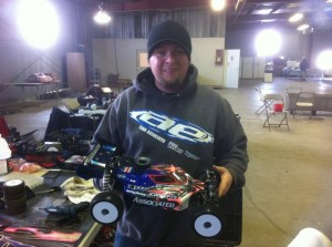 Ryan Maifiel, JConcepts, 1/8 Pro Buggy, CRCRC Midwest Championships, rcca, radio control, rc car action, photo 2, car, rc warehouse