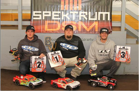 Chad Due takes Modified Short Course at Spektrum Off-Road Challenge