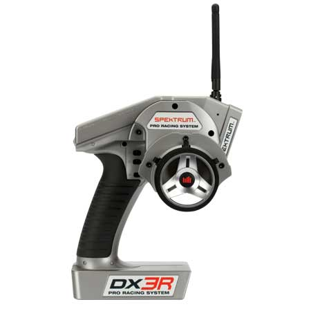 Drive Like A Pro With The New Spektrum DX3R PRO Racing System