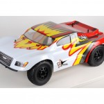 TQ Racing SX10 SC RTR, rcca, radio control, rc car action