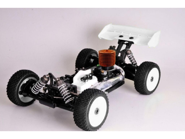 Make Your Choice! TQ Racing announces nitro and electric versions of SX8 Evo