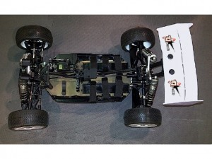 TQ Racing, nitro and electric versions of SX8 Evo, rcca, radio control, rc car action, photo 6, 4 tires, arial view