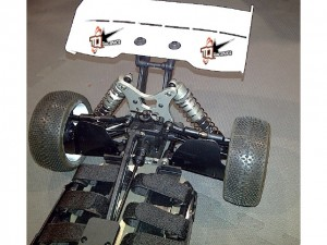 TQ Racing, nitro and electric versions of SX8 Evo, rcca, radio control, rc car action, photo 5, tires, tq logo