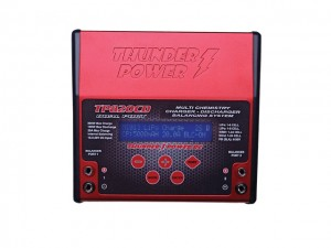 tp820cd, photo 5, rcca tp820cd, Thunder Power, RC TP820CD Dual Port Charger/Discharger/Cycler/Balancer System, rcca, radio control, rc car action