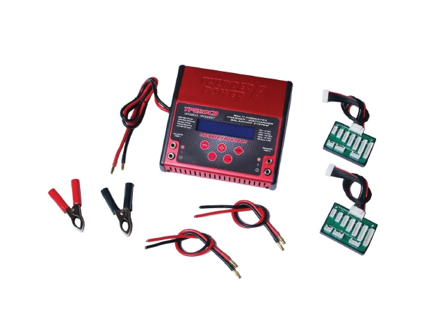 Cover All Of Your Battery Needs With Thunder Power RC's TP820CD Dual Port Charger/Discharger/Cycler/Balancer System