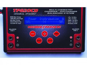 Thunder Power, RC TP820CD Dual Port Charger/Discharger/Cycler/Balancer System, rcca, radio control, rc car action, tp820cd, photo 2, maximized protection