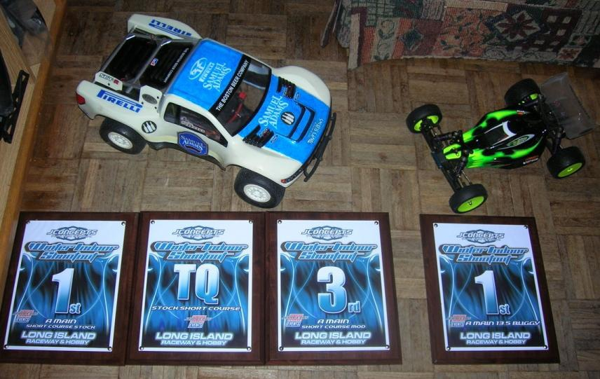 TQ Racing Wins at JConcepts Indoor Shootout