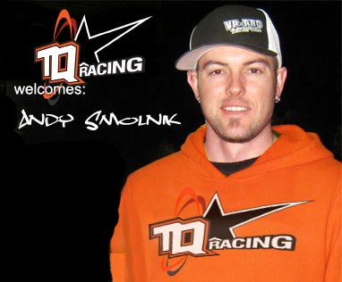 TQ Racing Signs Andrew Smolnik And Travis Amezcua For 2011 Race Season