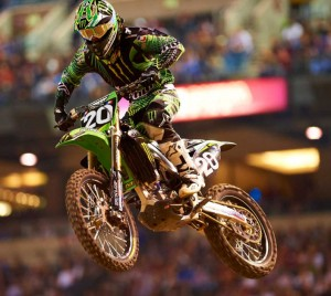 broc tickle, 20, Monster Energy Supercross, traxxas, Chase Field, Pro Circuit/Kawasaki team, photo 1, rcca, radio control, rc car action