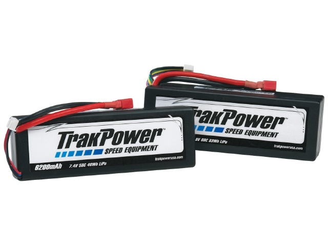 TrakPower 60C LiPo Packs