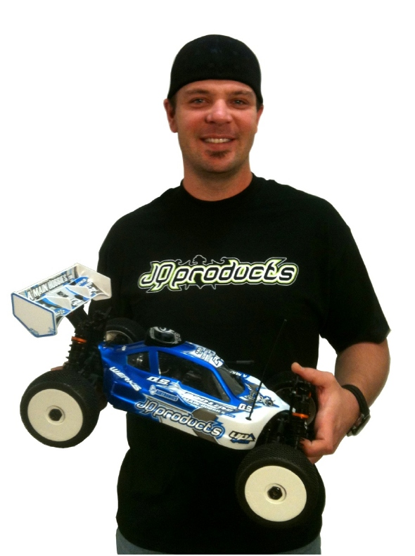 A Main Hobbies Signs Chad Bradley to the 2011 Race Team