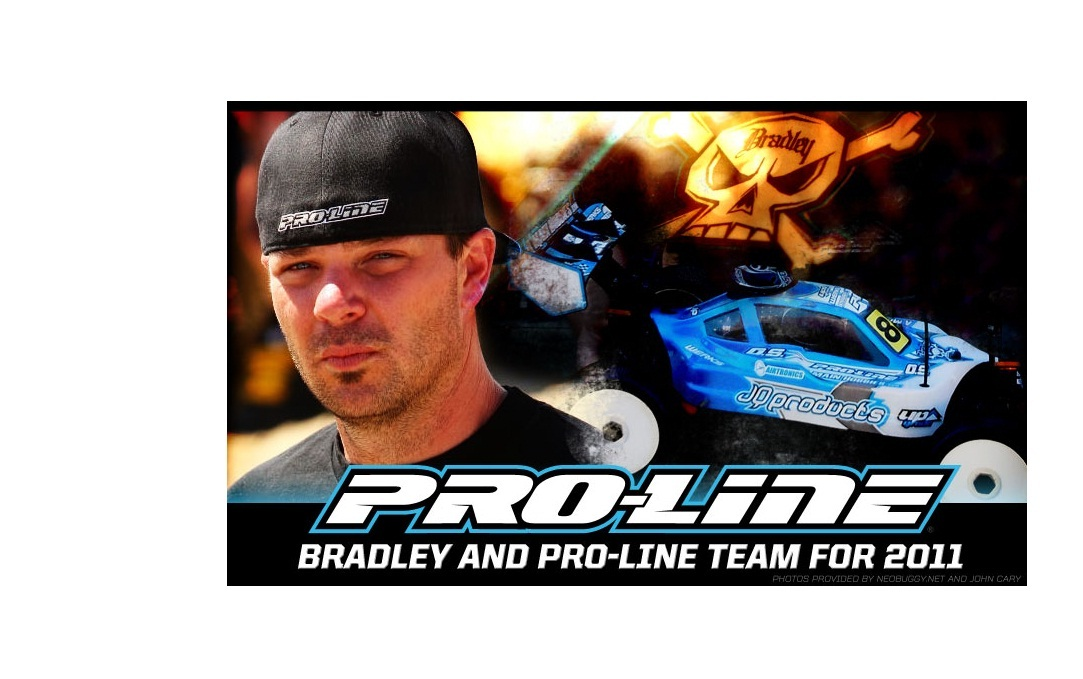 Chad Bradley Re-signs With Pro-Line For 2011