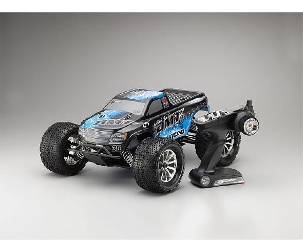Kyosho DMT 4WD .18GP Ready Set