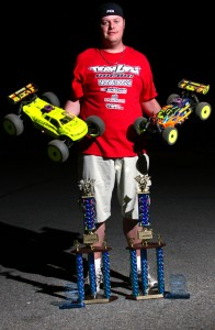 Drake Airtronics, adam drake, airtronics winter nats, rc car action, photo 2