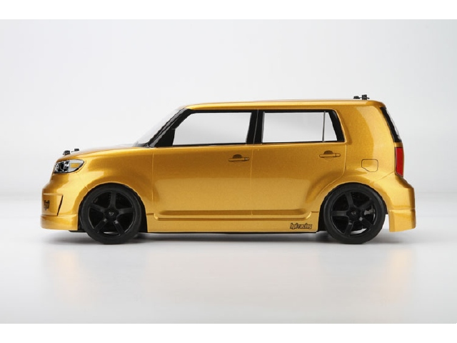 HPI Releases Its 1st FWD Car; The RTR HPI Switch With Scion xB Body