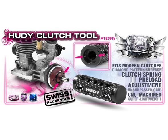 HUDY Clutch Tool
