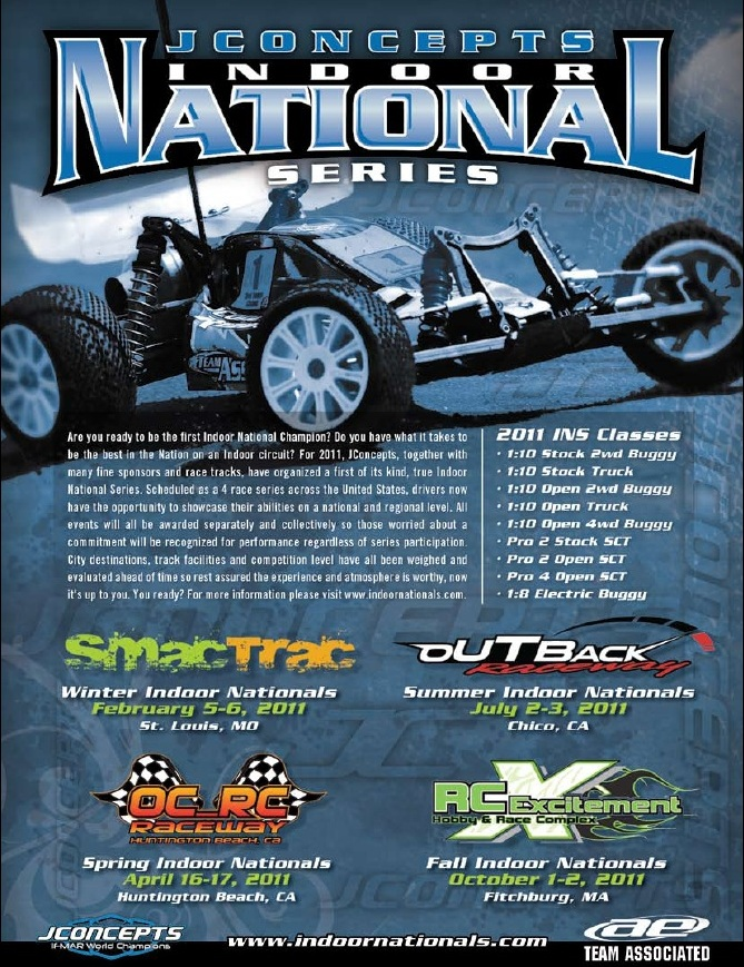 JConcepts Indoor National Series