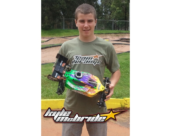 kyle mcbride, team durango, rcca, radio control, rc car action