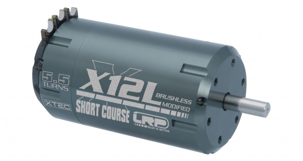 Power Your 4X4 Short Course Truck With LRP's New Vector X-12L 550 Modified Motors