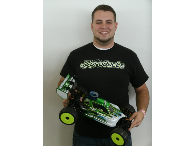 A Main Hobbies Signs Matt Gosch To The 2011 Race Team