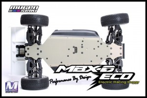 Mugen, MBX-6 ECO M-SPEC Factory Built, Electric Racing Buggy, rcca, radio control, rc car action, back, seiki, photo 3
