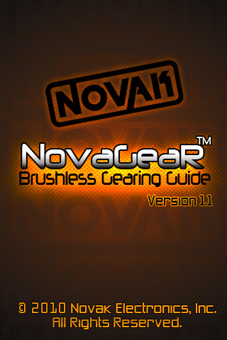 Novak NovaGear 1.1 now available