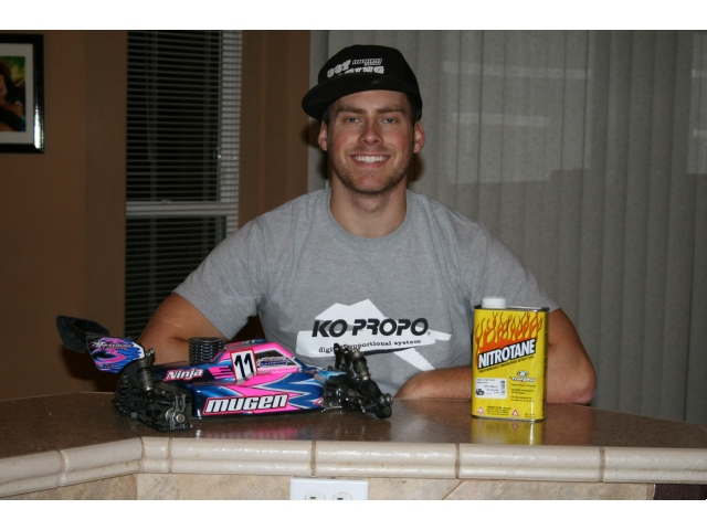 Taylor Peterson to run Losi Nitrotane fuel in 2011 race season