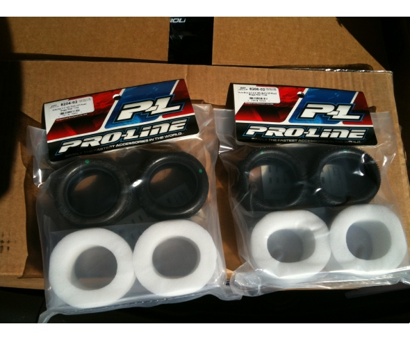 Pro-Line announces new packaging for 1/10 buggy tires and foams