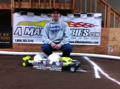 JConcepts Wins At Outback Offroad Electric Shootout