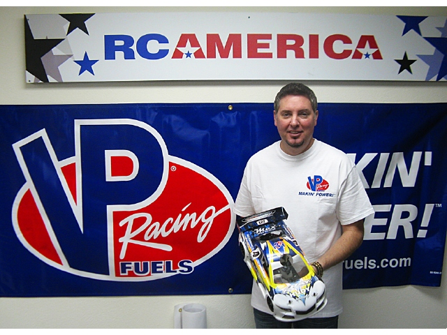 Ralph Burch Joins Team PowerMaster For The 2011 Race Season