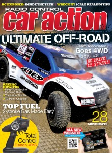 rcca, car action ultimate off-road, rc car action, radio control, team associated sc10 4x4, new release, photo 2, mag cover