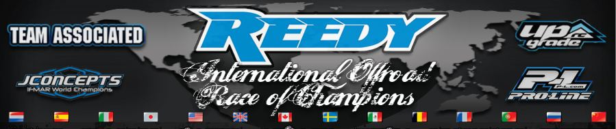 Reedy International Offroad Race of Champions Update