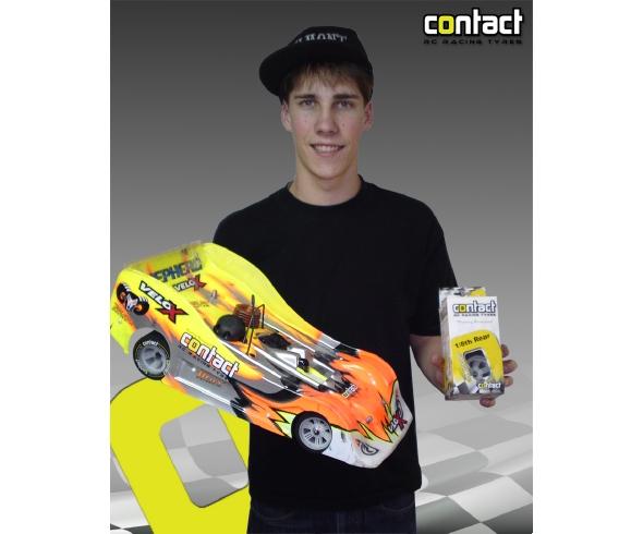 Contact Tyres signs Simon Kurzbuch to the 2011 race team