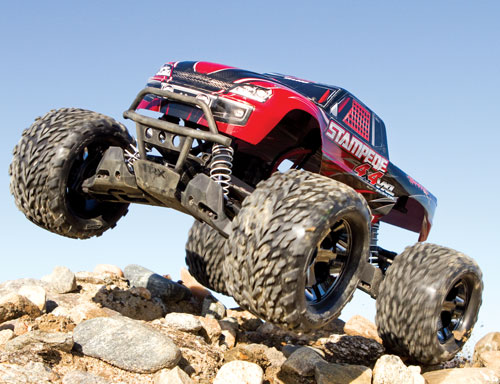 World Exclusive Traxxas Stampede 4×4 VXL