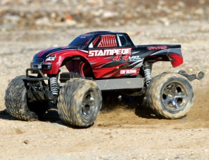 world exclusive traxxas, traxxas, stampede 4x4 vxl, rcca, radio control, rc car action, photo 2