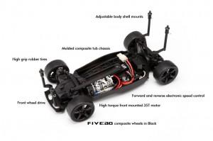 HPI, 1st FWD Car, The RTR HPI Switch, Scion xB Body, toy, car, black, photo 6