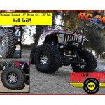 "RC4WD, Mickey Thompson Baja Claw TTC 1.9"" Off-road tire, rcca, radio control, rc car action"