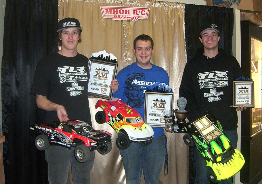 Team Associated Wins At 16th Annual Rumble In The Rockies