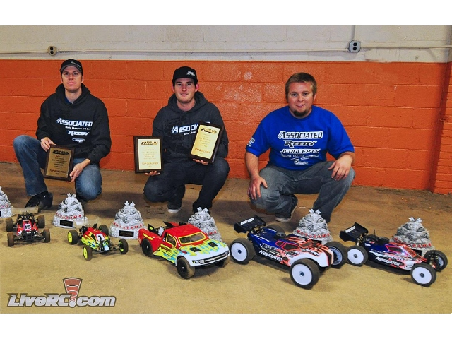 Team Associated Shines At Motorama Claiming Victory In Every Major Class