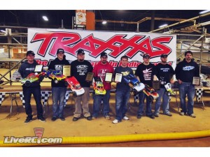 Team Associated, Motorama, pennsylvania farm show complex, ryan maifield, ryan cavalieri, brent thielke, nitro offroad, electric offroad, RC8T CE truggy, RC8B buggy, Reedy, rcca, radio control, rc car action, scotty ernst productions, photo 5, 8 winners, podim buggys