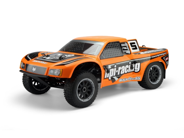 HPI's 1/5 Baja 5SC Short Course Truck Gets The Kit SS Treatment
