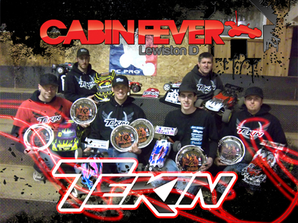 Tekin Wins At 2011 Cabin Fever Hosted By Lucky Acres Arena