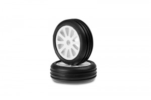 JConcepts Pre-mounted 1/10 Buggy Tires, photo 5, skinny tires