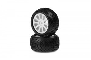 JConcepts Pre-mounted 1/10 Buggy Tires, photo 4, same again