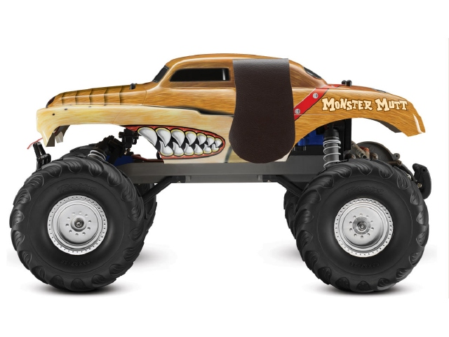 Traxxas Adds Monster Mutt And Maximum Destruction Models To Monster Jam Lineup