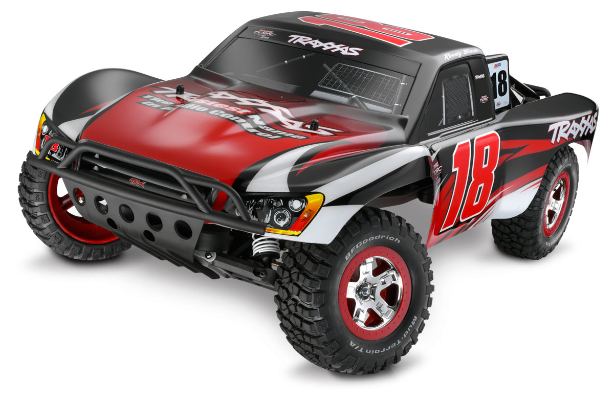Traxxas Slash Kyle Busch Edition Rc Car Action