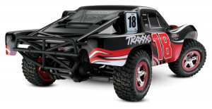 Traxxas Slash Kyle Busch Edition, photo 3, 18, side